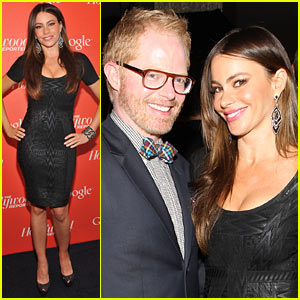Sofia Vergara: White House Weekend Party with Jesse Tyler Ferguson!