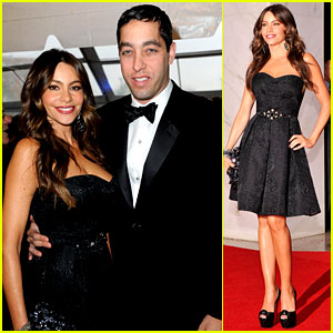 Sofia Vergara - White House Correspondents' Dinner 2012