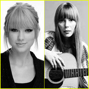 Taylor Swift: Joni Mitchell Biopic?
