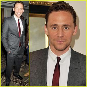 Tom Hiddleston: 'The Avengers' is 'Monumental'!