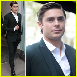 Zac Efron: I Want to be 'Exactly Like' Tom Cruise in 30 Years