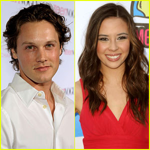 Zachary Abel & Malese Jow: 'Shelter' Pilot for The CW!