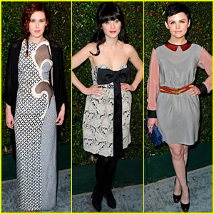 Rumer Willis & Zooey Deschanel: 'My Valentine' Premiere Pair