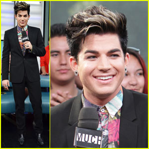 Adam Lambert: Music Has No Orientation