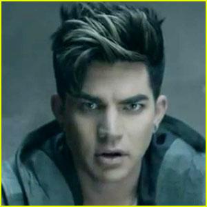 Adam Lambert's 'Never Close Our Eyes' Video - Watch Now!