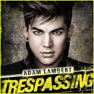 Adam Lambert's 'Trespassing' - Listen Now!