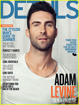 Adam Levine: Why I Was Promiscuous