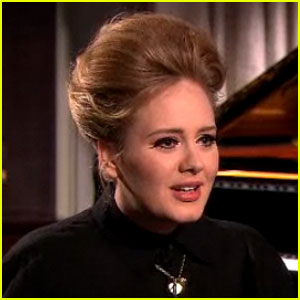 Adele: NBC Special with Matt Lauer Next Month!