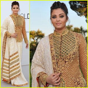 Aishwarya Rai dazzles at the 2012 amfAR Cinema Against AIDS Gala on