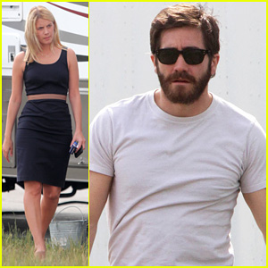 Jake Gyllenhaal: 'An Enemy' with Mélanie Laurent!