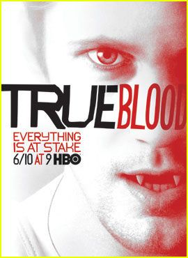 Alexander Skarsgard: Fangs for New 'True Blood' Posters!