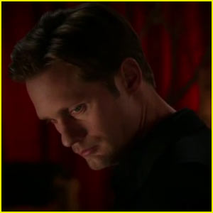 Alexander Skarsgard: New 'True Blood' Promo Clip!
