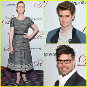 Andrew Garfield & Emma Stone Sing 'Spider-Man' Song