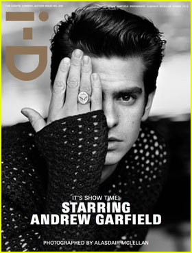 Andrew Garfield: 'Spider-Man' Was 'Always a Dream of Mine'