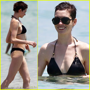 Opinion you anne hathaway bikini pics mine