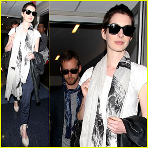 Anne Hathaway's Ex Raffaello Follieri Released from Jail