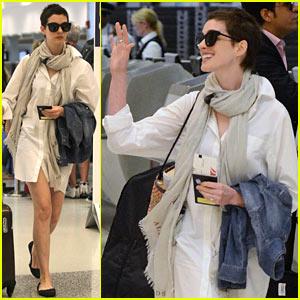 Anne Hathaway: Goodbye Miami!