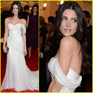 Ashley Greene - Met Ball 2012