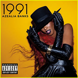 Azealia Banks: '1991' Cover Art Revealed!