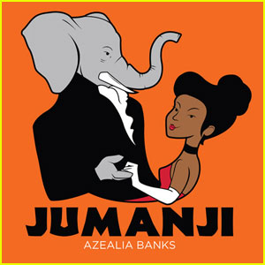 Azealia Banks' 'Jumanji' - First Listen!