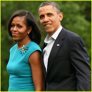 Barack & Michelle Obama: White House Arrival!