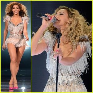 Beyonce: Revel Performance in Atlantic City!