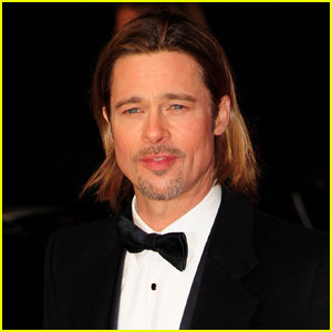 Brad Pitt: Chanel No. 5's New Face?