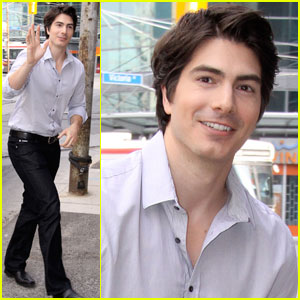 Brandon Routh Talks 'Partners' & Parenthood