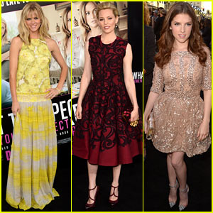 Brooklyn Decker & Elizabeth Banks: 'What to Expect' Premiere!