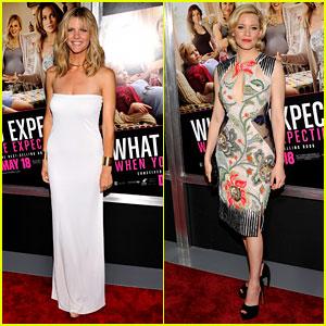 Brooklyn Decker & Elizabeth Banks: 'What to Expect' Screening