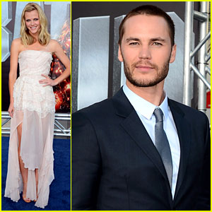 Brooklyn Decker & Taylor Kitsch: 'Battleship' Premiere!