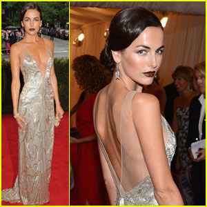 Camilla Belle - Met Ball 2012
