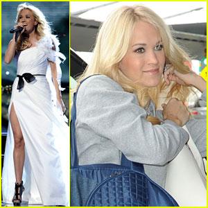 Carrie Underwood: 'Blown Away' on American Idol!