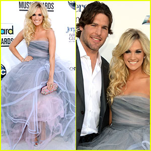 Carrie Underwood: Billboard Awards 2012 with Mike Fisher!