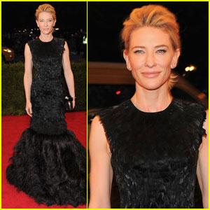 Cate Blanchett - Met Ball 2012