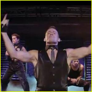 Channing Tatum: New 'Magic Mike' Trailer!