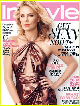 Charlize Theron Always Wanted to Experience Motherhood