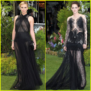 Charlize Theron & Kristen Stewart: 'Snow White' World Premiere!