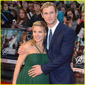Chris Hemsworth's Wife Elsa Pataky Gives Birth!