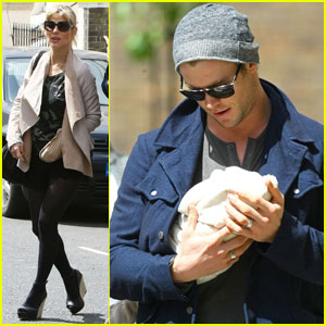 Chris Hemsworth Explains Baby India's Name