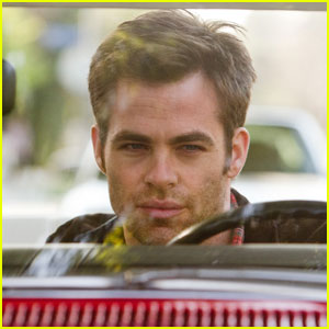 Chris Pine in 'People Like Us' - Exclusive Still!
