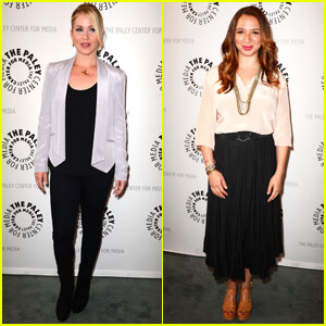 Christina Applegate: 'Up All Night' at Paley Center!