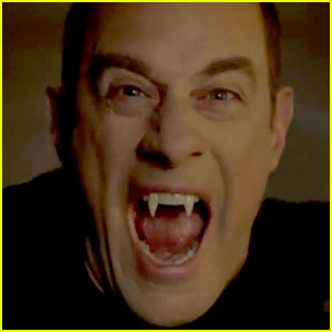 Christopher Meloni: Vampire Fangs in 'True Blood' Teaser!