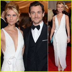 Claire Danes & Hugh Dancy - Met Ball 2012
