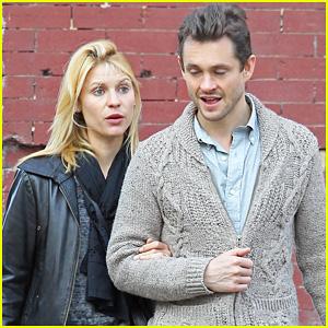 Claire Danes & Hugh Dancy: SoHo Twosome