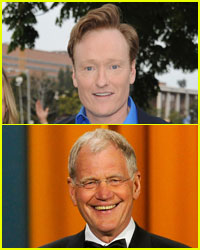 Conan O'Brien: 'Late Show with David Letterman' Guest!