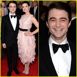Daniel Radcliffe - Met Ball 2012