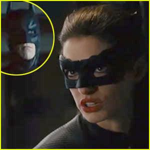 Anne Hathaway & Christian Bale: 'Dark Knight Rises' Trailer!