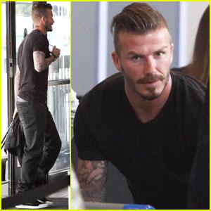 Win a Meet & Greet with David Beckham