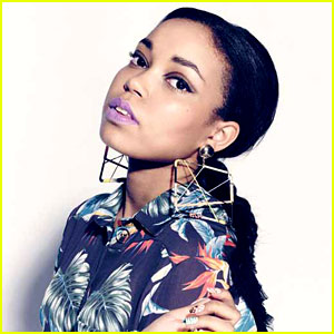 Dionne Bromfield Talks Amy Winehouse in 'Flaunt'